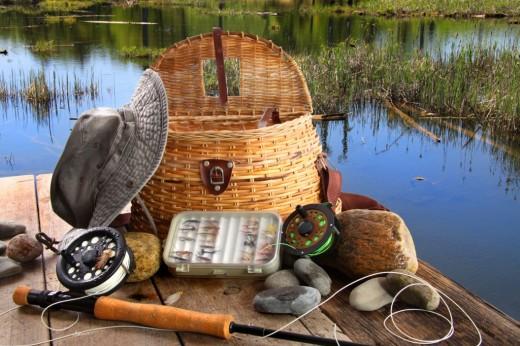 Качественные рыболовные снасти – основа удачной рыбалки