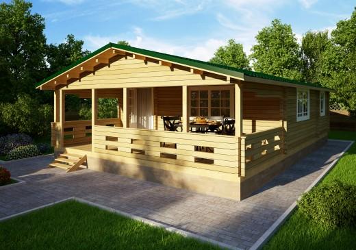 Какой вариант для дачного домика лучший?