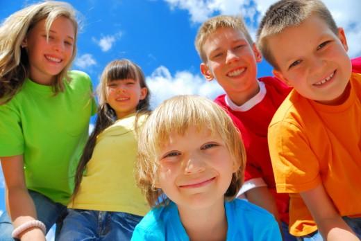 Дети - наше будущее...