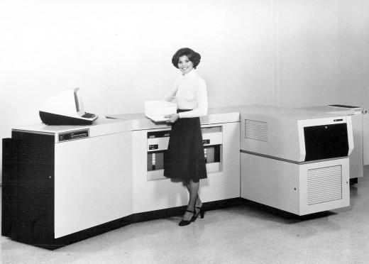 Как появились первые принтеры
