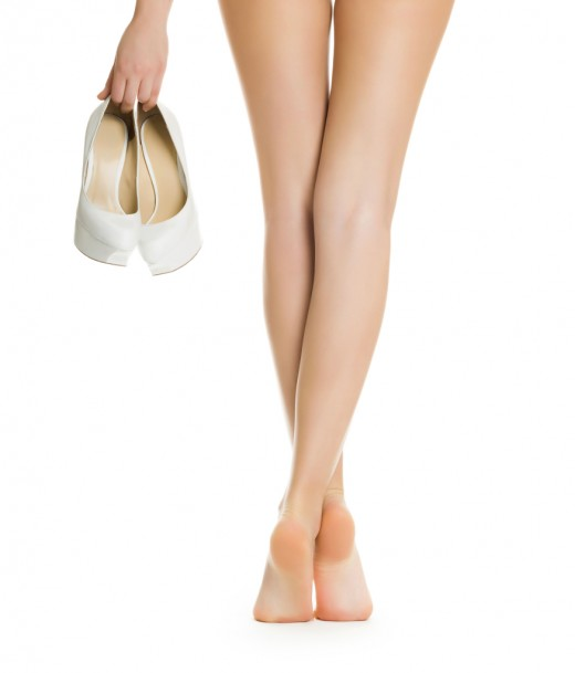 Как сохранить ноги здоровыми