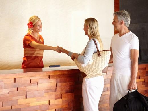 Как вести себя при заселении в отель
