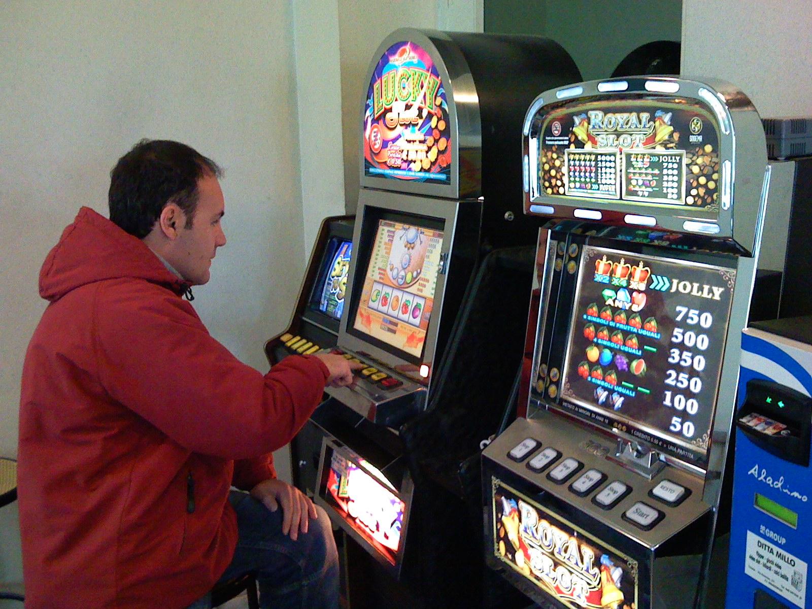 Игровые автоматы москва 2015