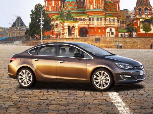 Преимущества автомобиля Opel Astra