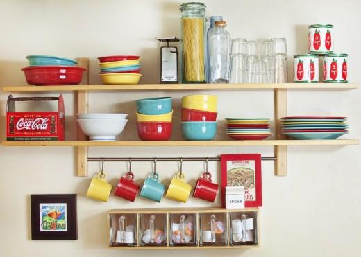 Красивая посуда - гармония и уют вашей кухни