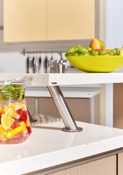 Дизайн REHAU для кухни в программе «Главное в бизнесе. Рецепты Успеха»