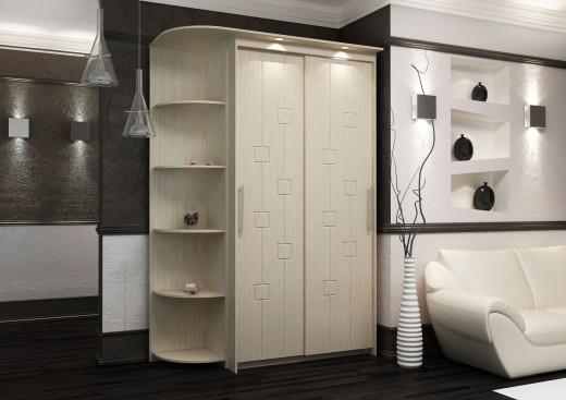 Шкафы-купе и их приобретение