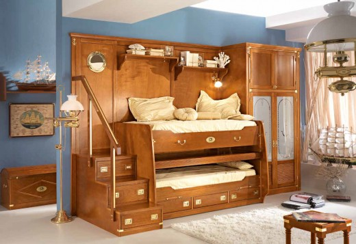 Правила выбора мебели для детской
