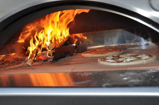 Печи для приготовления пиццы