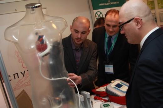 Российские производители медицинских изделий и лекарственных средств представили  конкурентспособную импортозамещающую продукцию на XXI Всероссийском съезде сердечно-сосудистых хирургов