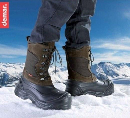 Как выбрать зимние сапоги для похода