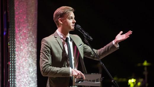 """Эстонию на конкурсе """"Евровидение 2016"""" представит Юри Поотсманн с песней Play"""