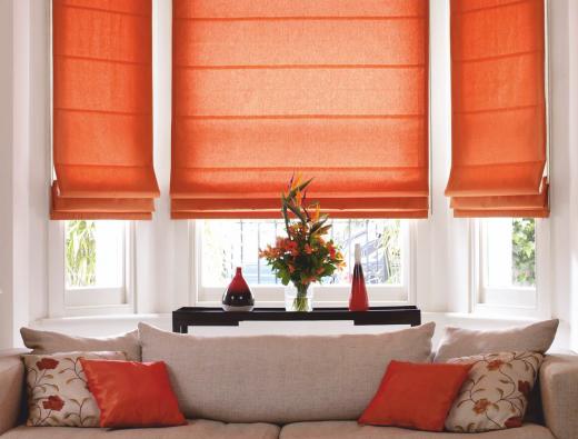 Римские шторы - красиво и эстетично!