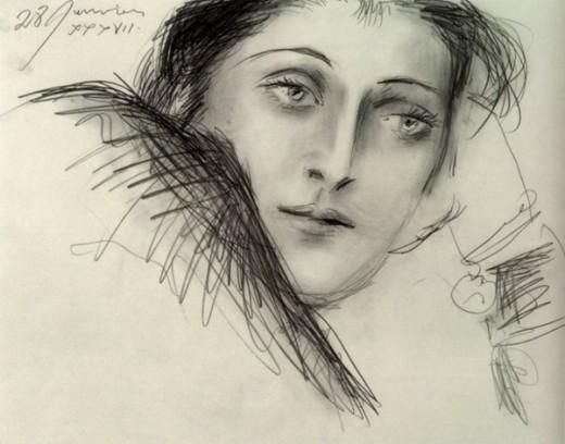 Муза Пикассо