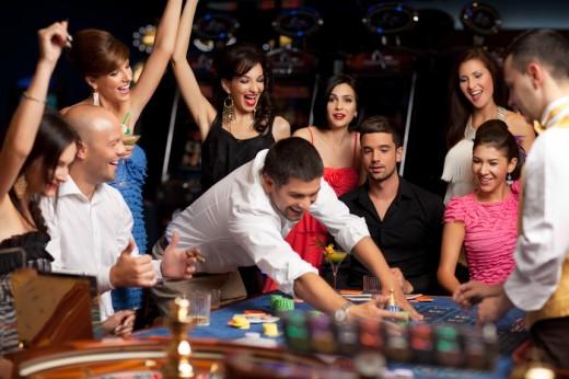 Как провести корпоратив: выездное казино