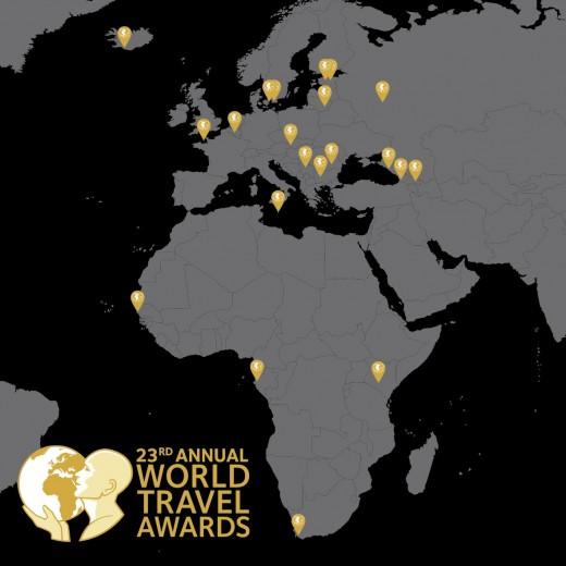 Компания Carlson Rezidor была удостоена 21 награды ежегодной Премии World Travel Awards 2016