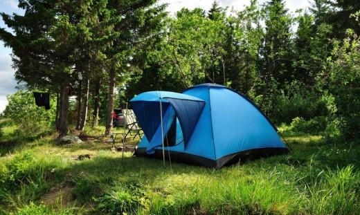 Разновидности палаток для отдыха