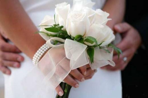 Как выбирать свадебный букет