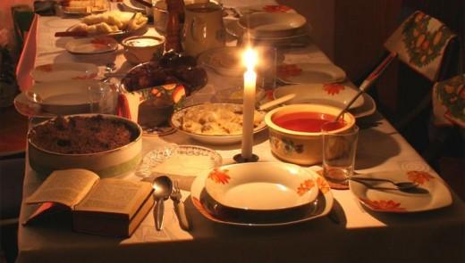 Блюда на Рождество: 12 постных вариантов