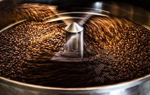 Как производится свежеобжаренный кофе?