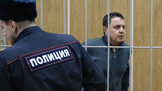 В Москве арестован Константин Вачевских