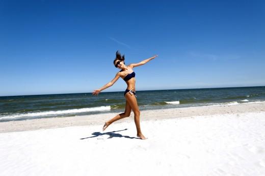 Используйте свой отпуск с пользой для здоровья и фигуры!