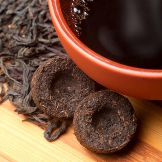 Китайский чай пуэр: что это такое?