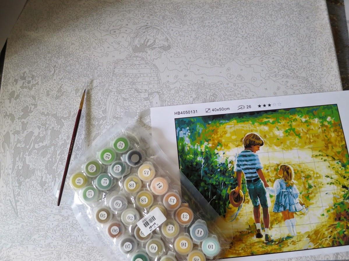 Как из фото сделать картину раскраску по номерам
