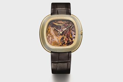 Piaget представит на благотворительный аукцион OnlyWatch асбестовые часы