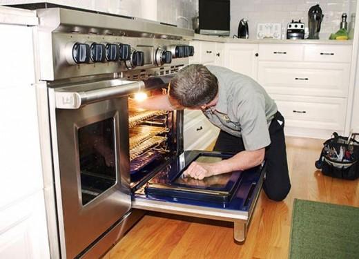 Что делать, если плита поломалась?