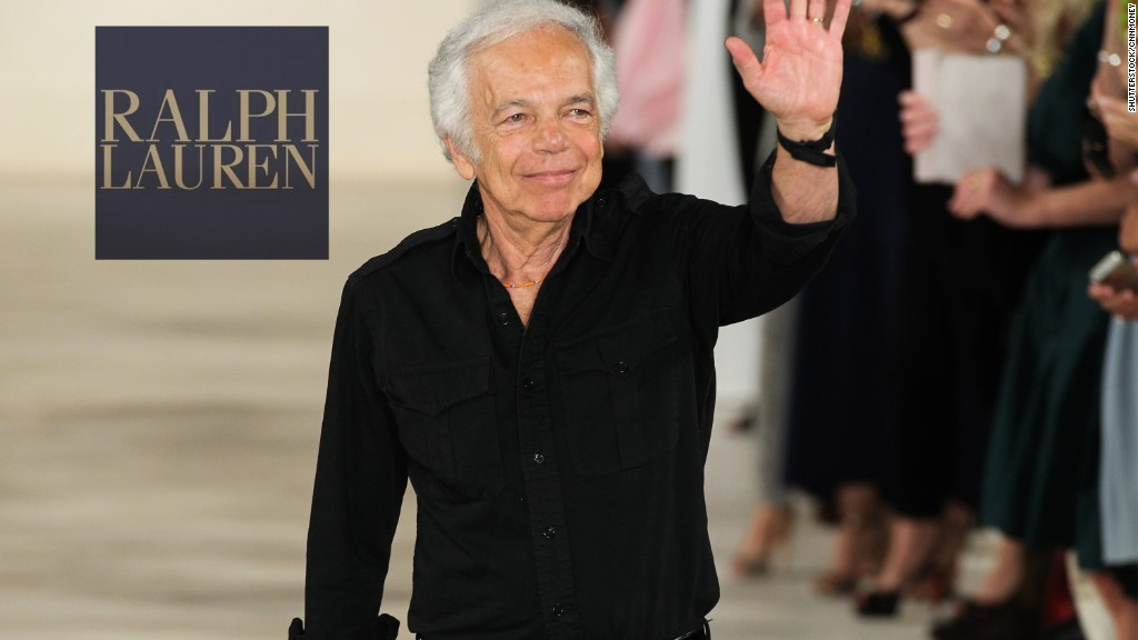 ralph lauren Ralph lauren is executive chairman and chief creative officer of ralph lauren, his all-american fashion empire he controls 82% of the voting rights.
