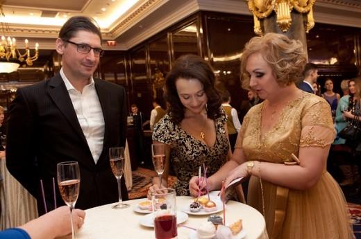 Ольга Романив победила в номинации «Лучший семейный психолог» на Fashion TV