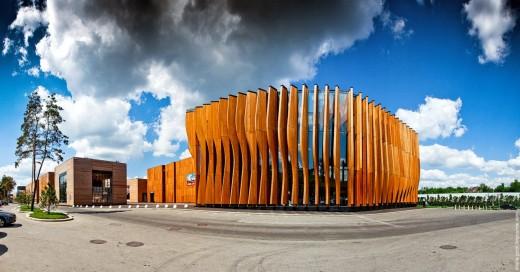 Здания в Подмосковье, архитектура которых может войти в историю