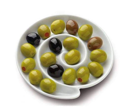Самые распространенные сорта столовых оливок и маслин