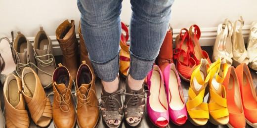 Как купить обувь со скидкой?