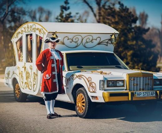 Зачем арендовать машину на свадьбу, если есть своя?