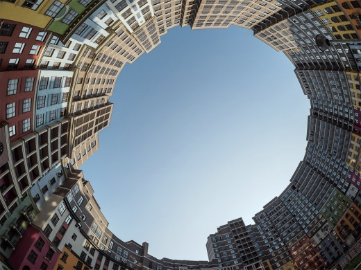 Удивительное — рядом: топ-5 зданий «с изюминкой»