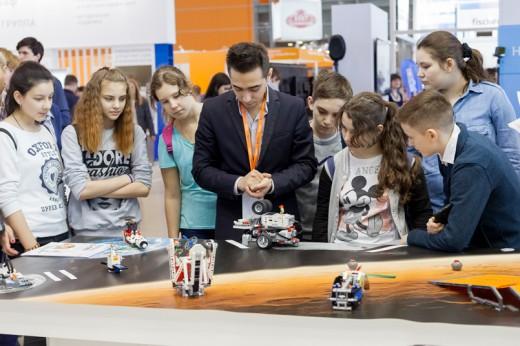 LEGO Education расскажет о навыках будущего в рамках ММСО-2018