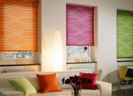 Роль штор в интерьере квартиры