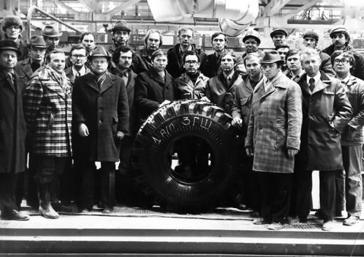 Продукция Завод грузовых шин КАМА TYRES пользуется заслуженным доверием потребителей