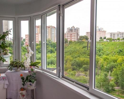 Остекление балкона – залог комфортной жизни