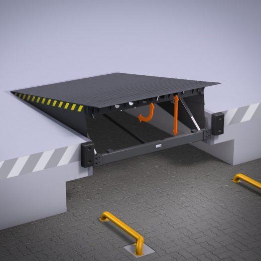Линейка перегрузочного оборудования АЛЮТЕХ получила новые стандартные размеры
