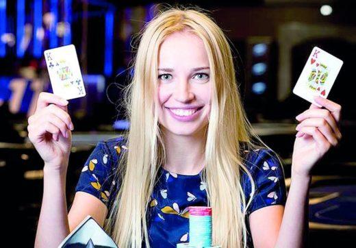 Черкащанка Ольга Ермольчева выиграла в покер 6 миллионов