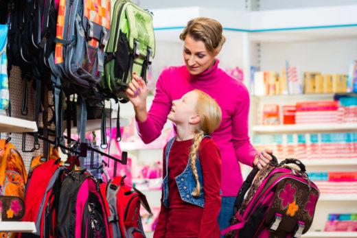 Школьные рюкзаки и ранцы  - советы по выбору