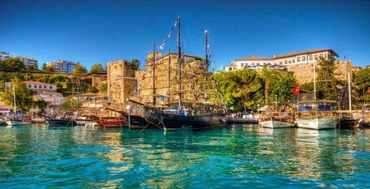 Курорт №1 на территории Турции - Анталия