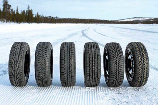 Зимние шины и их основные виды