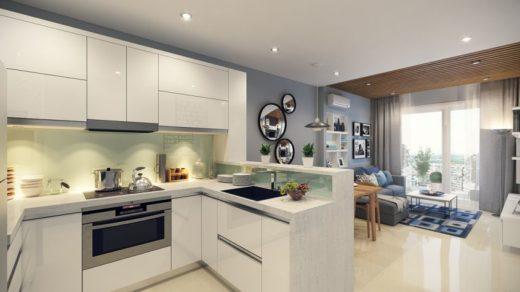 Маленькие квартиры становятся востребованнее