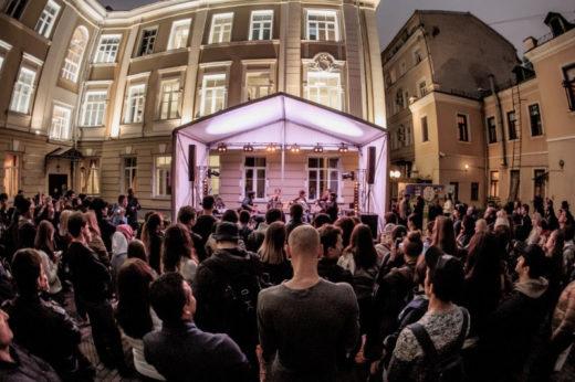 Ночь искусств в Музее Москвы