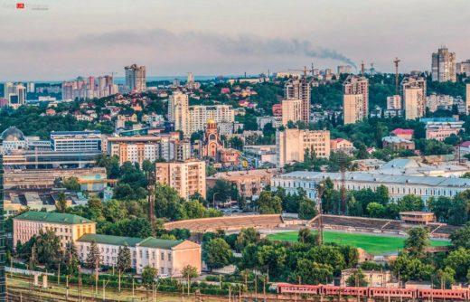 Улучшение условий городской жизни сегодня