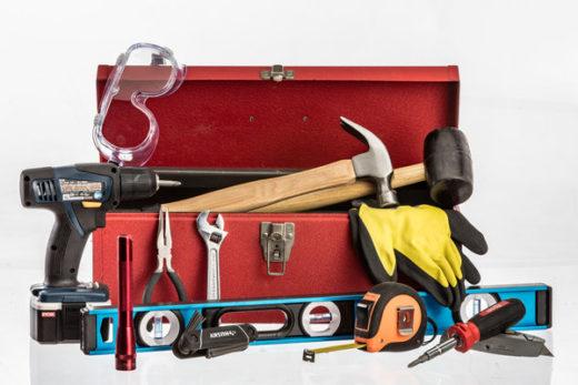 Где купить необходимые инструменты для дома?